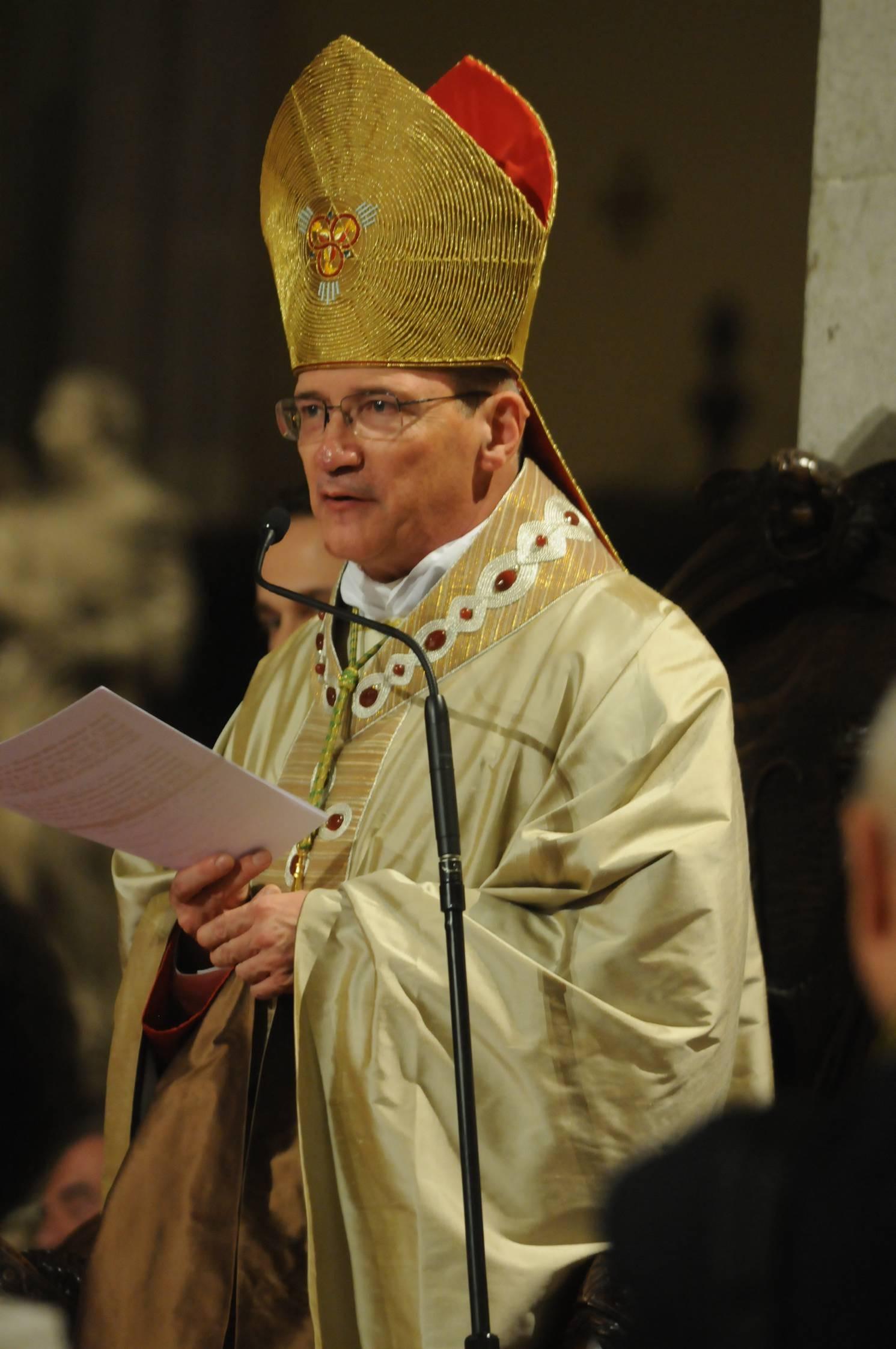 Nuovo Vescovo Carlo Redaelli