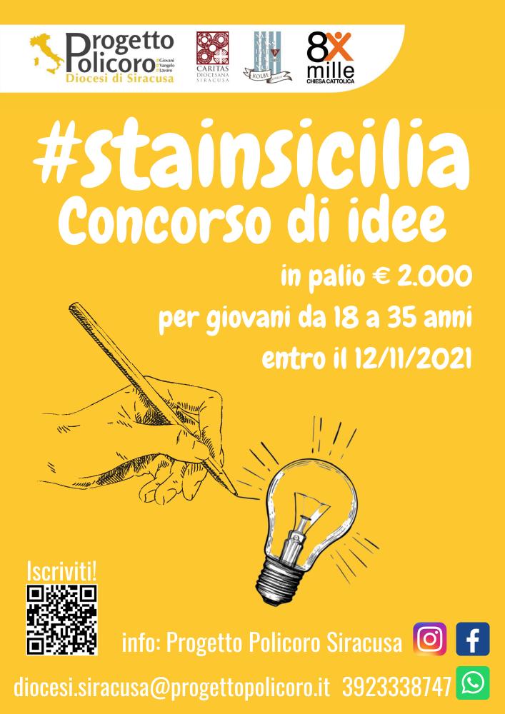Manifesto #stainsicilia